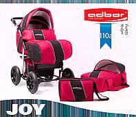 Adbor Joy чорный - красный 110а