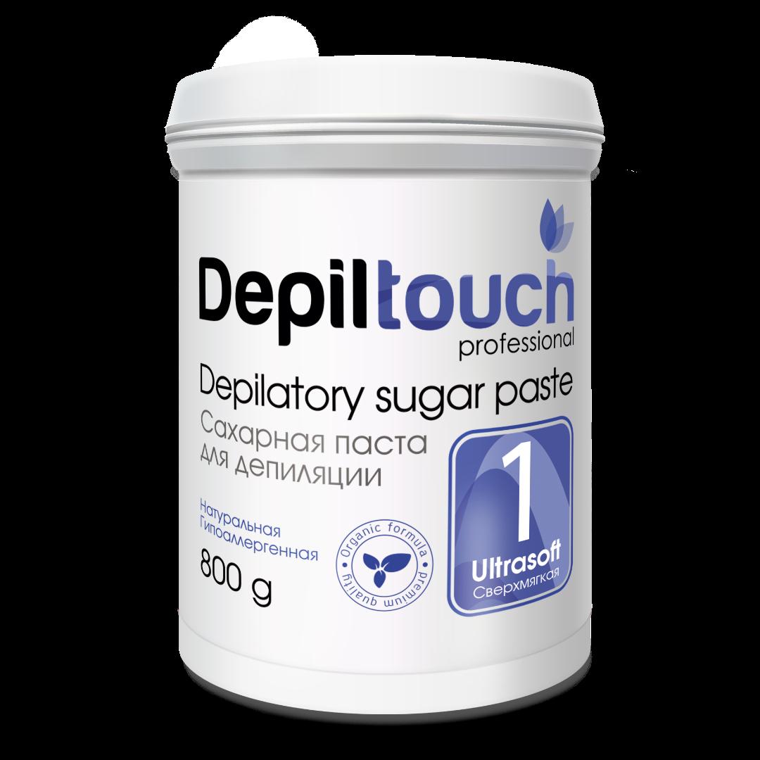 Сахарная паста Depiltouch  сверхмягкая