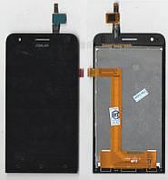 Дисплей с сенсором (модуль) для Asus ZenFone С (ZC451CG) черного цвета