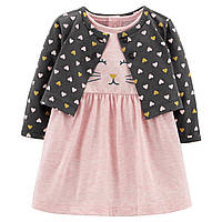 Платье Carter's для девочек (CША)