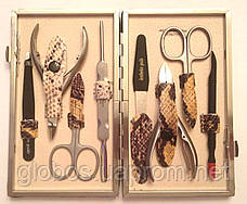 Набор инструментов для маникюра Aesthetics guide 72299 (sale), фото 2