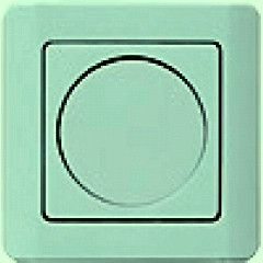 ВСРн10-1-0-ГФ Светорегулятор нажимной (фисташковый металлик)