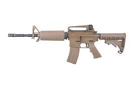 Реплика автоматической винтовки M4A1 CO2 - tan [WE] (для страйкбола)