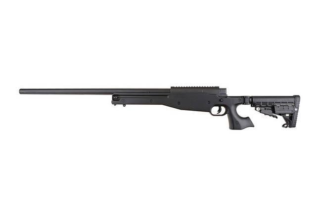 Страйкбольная винтовка снайперская MB14A [WELL] (для страйкбола), фото 2