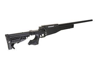 Страйкбольная винтовка снайперская MB14A [WELL] (для страйкбола), фото 3