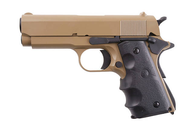 Страйкбольный пистолет SR-911 Desert Commando [SRC] (для страйкбола), фото 2