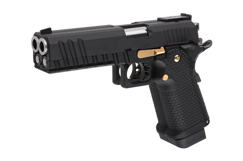 Страйкбольный пистолет AW-HX2102 Double Barrel [Armorer Works] (для страйкбола)