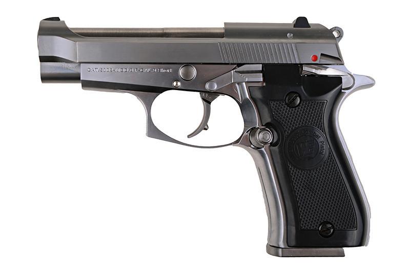 Страйкбольный пистолет M84 Mini - silver [WE] (для страйкбола)