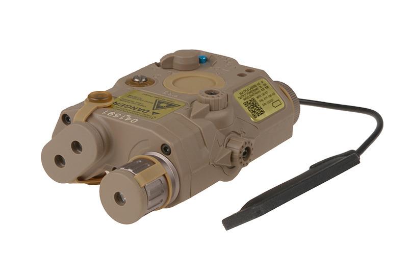 Replika modułu wskaźnika laserowego LA-5/PEQ, wzór UHP [Element]
