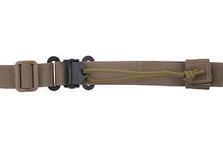 2-pkt ремень оружейный CP P5 - tan [Primal Gear] (для страйкбола), фото 3
