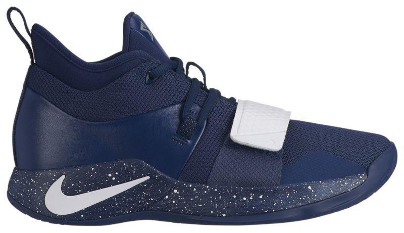 3e95753e Кроссовки/Кеды (Оригинал) Nike PG 2.5 Midnight Navy/White, цена 3 ...