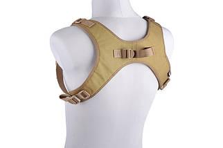 Разгрузка Bungee Sling Vest - tan [Primal Gear] (для страйкбола), фото 2