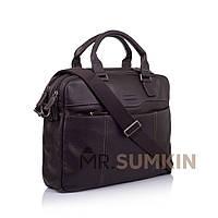 66019fc3ae49 Мужской строгий кожаный портфель в Украине. Сравнить цены, купить ...