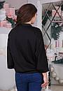 Женская прямая кофта с молнией спереди в больших размерах 61ba439, фото 3