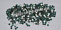 """Стразы стеклянные """"Emerald"""" (аналог swarovski) ss4 (1.5 mm)"""