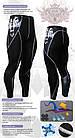 Компрессионные штаны FIXGEAR P2L-B18, фото 2
