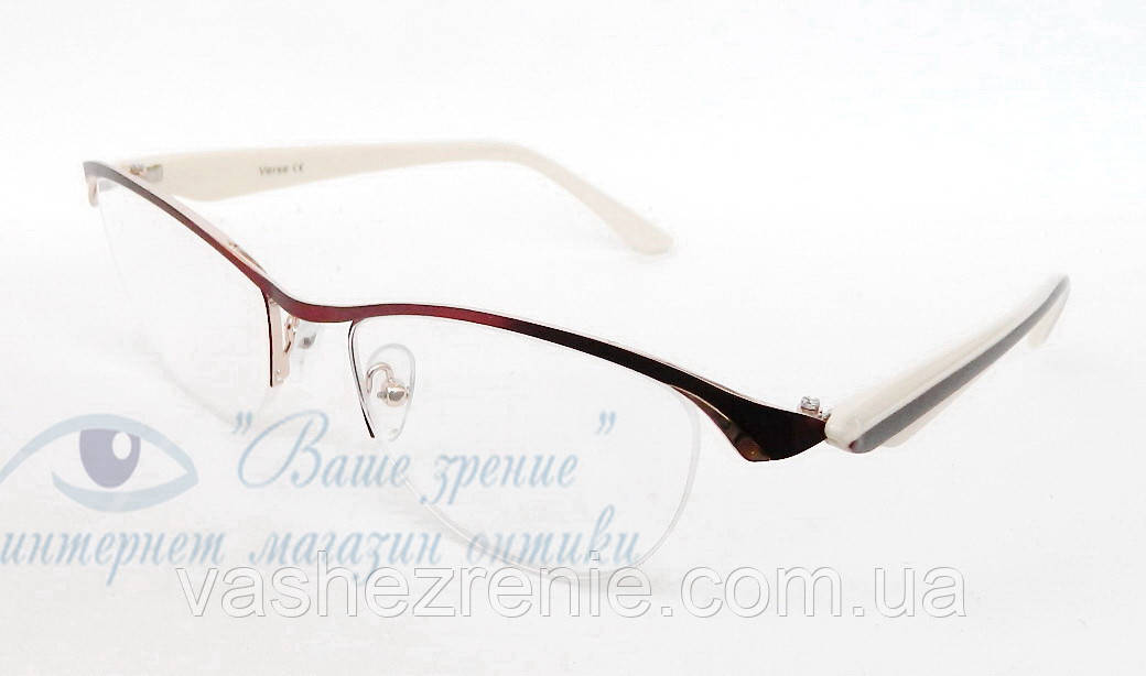 Очки женские для зрения с диоптриями +/- Код:2131.