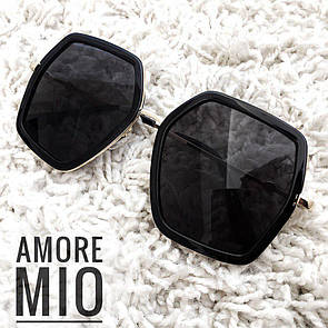 Женские солнцезащитные очки шестиугольные 36as4