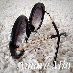 Женские круглые солнцезащитные очки 36as2