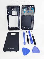 Корпус Samsung Galaxy I9100 S2 черный, фото 1