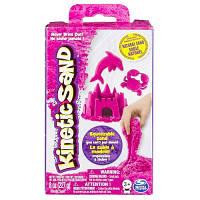 Песок для детского творчества - KINETIC SAND NEON (розовый, 227г)
