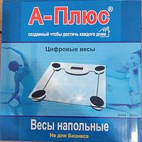 Весы напольные электронные А-плюс(до 150 кг)