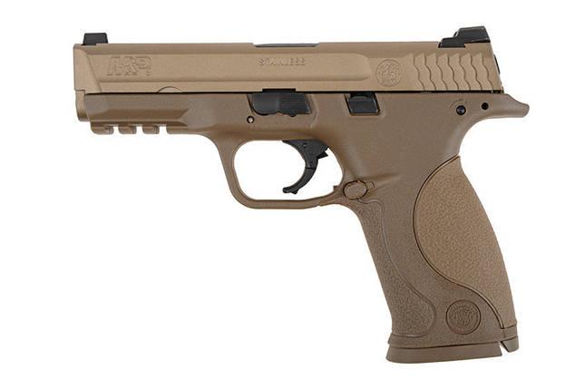 Страйкбольный пистолет Smith & Wesson M&P 9 [CyberGun] (для страйкбола), фото 2
