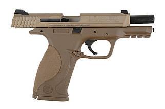 Страйкбольный пистолет Smith & Wesson M&P 9 [CyberGun] (для страйкбола), фото 3