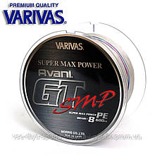 Шнур  Varivas AVANI BIG ONE PE, 300m, #5,0  VARIVAS 78 LB