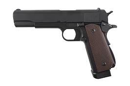 Страйкбольный пистолет M1911A1 CO2 (Double Column) [WE] (для страйкбола)