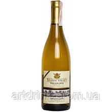 Вино Teliani Valley Цинандали бел сух 0.75л