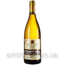 Вино Teliani Valley Твиши бел п/сл 0.75л
