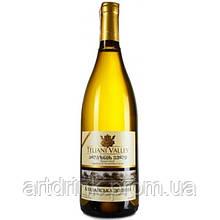Вино Teliani Valley Алазанская долина бел. п/сл 0.75л