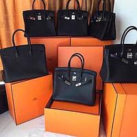Женская сумка копия Неrmеs Вirkin Гeрмec Биркин в натуральной коже