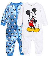 """Набор человечков для новорожденного """"Mickey Mouse"""" 1-2  месяца"""