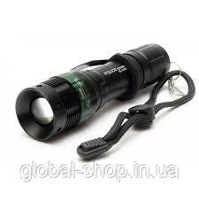 Тактический фонарик Bailong BL 8455, 20000W