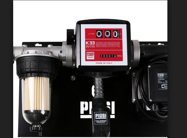 топливный модуль для дизельного топлива Piusi ST Panther 56 A60