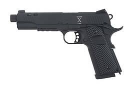 Страйкбольный пистолет RUDIS II ACTA NON VERBA CO2 - black [Secutor] (для страйкбола)