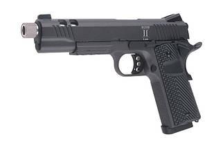 Страйкбольный пистолет RUDIS II ACTA NON VERBA CO2 - Grey [Secutor] (для страйкбола), фото 2