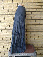 Сарафан-юбка летняя в пол коттоновая CEKRETR, фото 2