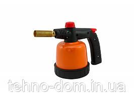 Лампа паяльная газовая с пьезоподжигом (190 г/360 мл) Sturm 8160101