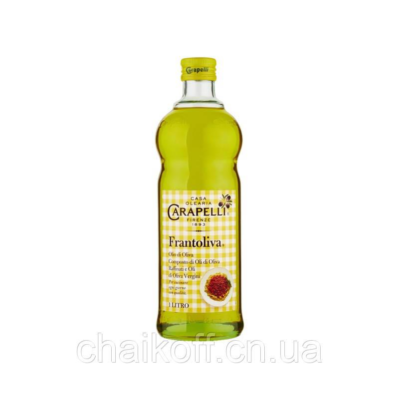 Масло оливковое Carapelli Frantoliva 1л (Италия)