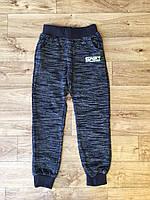 Спортивные брюки для мальчиков оптом, Active Sport, 134-164 рр., арт. HZ-6353, фото 3