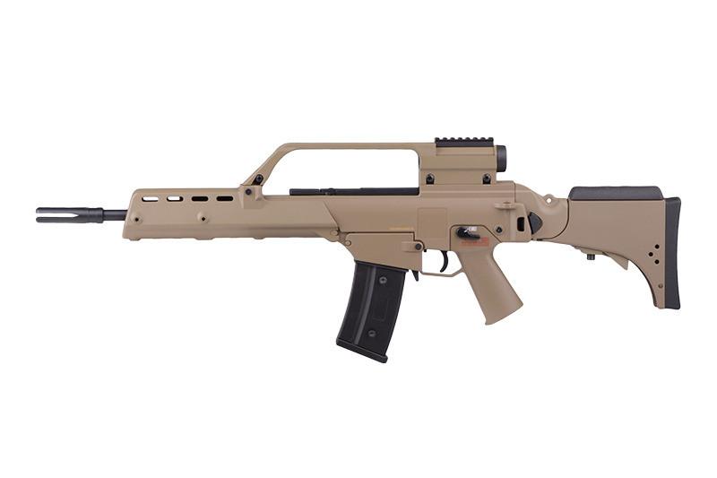 Штурмовая винтовка JG1538 V2 - tan [JG] (для страйкбола)