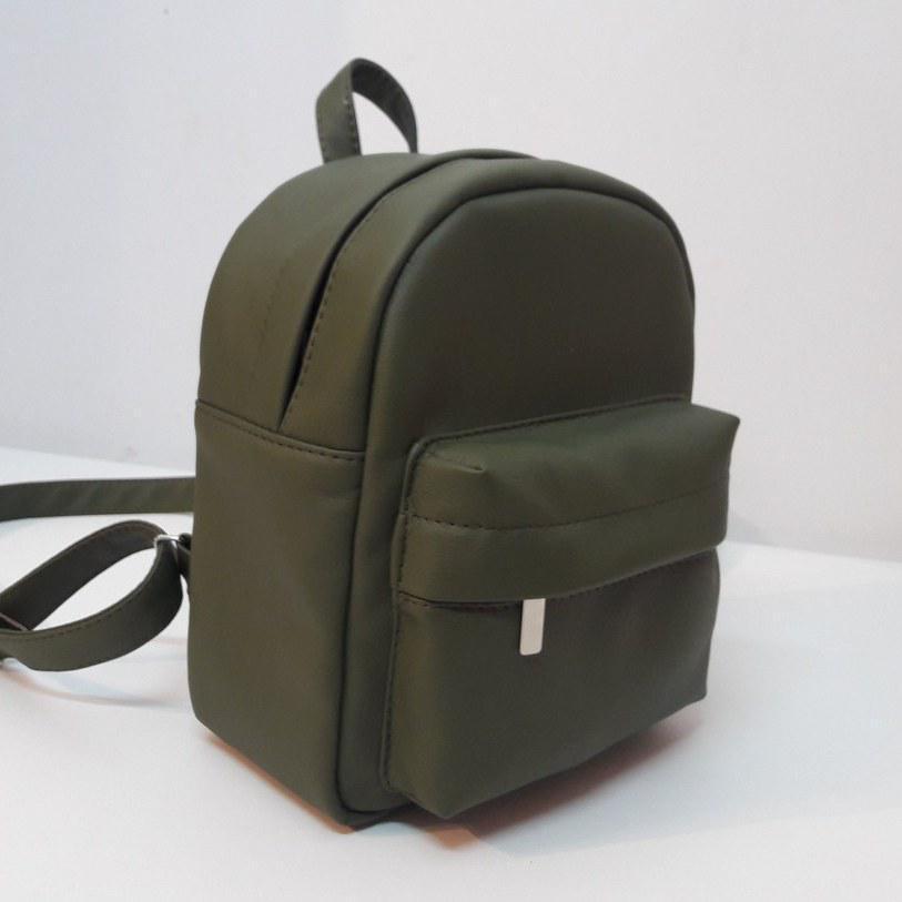 Женский рюкзак Самбег Брикс SSH зеленый скидка