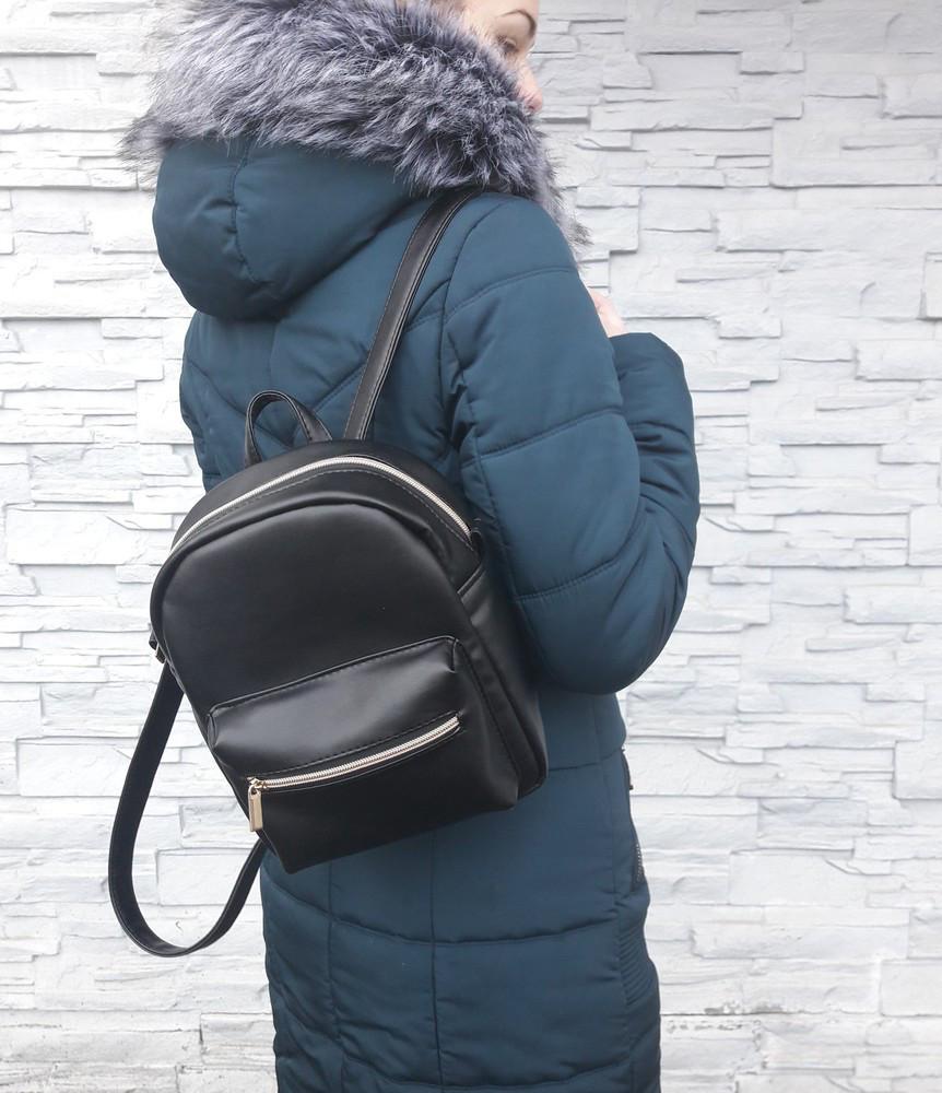 Женский рюкзак Самбег Брикс SSH черный скидка