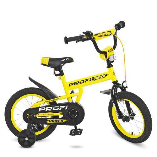 Детский велосипед 16 дюймов PROF1 L16111 Driver Гарантия качества Быстрая доставка