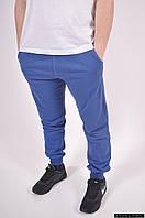 Брюки спортивные мужские (100% cotton) цв.синий EXUMA Размер в наличии : 56 арт.341395