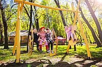 """Организация дня рождения в парке Качели на ВДНГ пакет """"Премиум"""""""