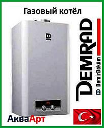 Котел газовый дымоходный Demrad Adonis B-24